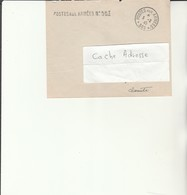 H 4 - Enveloppe Avec Cachet Poste Aux Armées N° 503 - Marcofilie (Brieven)