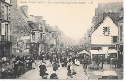12/17     50   Pontorson   La Grande Rue Un Jour De Marché   (animations) - Pontorson