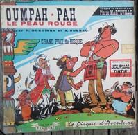 Oumpah-pah Le Peau Rouge, Disque 33 T.  éd. Festival. - Disques & CD