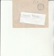 H 4 - Enveloppe Avec Cachet Poste Aux Armées N° 508 - Marcofilie (Brieven)