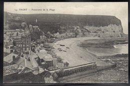 YPORT 76 - Panorama De La Plage - #B594 - Yport