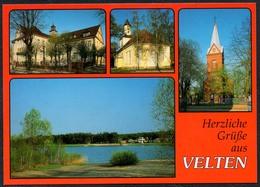 D0904 - TOP Velten - Bild Und Heimat Reichenbach - Qualitätskarte - Velten