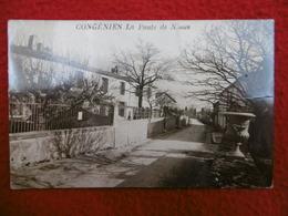 CONGENIES ROUTE DE NIMES CARTE PHOTO BEDOUIN - Autres Communes