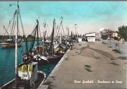Porto Garibaldi - Pescherecci In Porto - Ferrara - H5893 - Ferrara