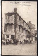 YPORT 76 - Hotel Restaurant Loisel Tougard - #B599 - Yport