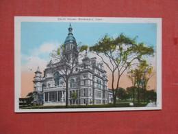 - Court House   Iowa > Davenport  Ref 3779 - Davenport