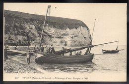 YPORT 76 - Echouage D'une Barque - #B604 - Yport