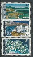 Afars Et Issas P.A. N° 102 / 04 XX Lac Assal, Les 3 Valeurs Sans Charnière, TB - Afars Et Issas (1967-1977)