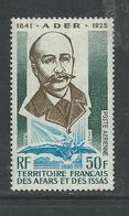 Afars Et Issas P.A. N° 108 X  Clément Ader, Trace De Charnière Sinon TB - Afars Et Issas (1967-1977)