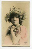 ARTISTE 1006 SARAH BERNHARDT Diademe Et Bijoux ART NOUVEAU 1904   Photogr  REUTLINGER - Theater