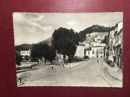 Cartolina Lauria - Largo Plebiscito - 1959 - Potenza