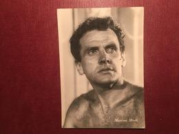 Cartolina Massimo Girotti - 1950 Ca. - Cartoline