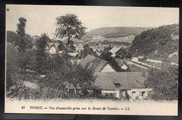 YPORT 76 - Vue D'ensemble Prise Sur La Route De Vattelot - #B614 - Yport