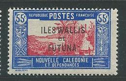 WALLIS ET FUTUNA N° 54A  ** TB 2 - Wallis-Et-Futuna