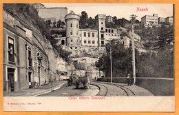 Napoli Italy 1905 Postcard - Napoli