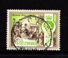 BERMUDA    1962    2/3  Brown  And  Yellow  Green    USED - Bermuda