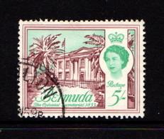 BERMUDA    1962    5/- Purple  And  Blue  Green    USED - Bermuda