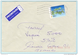FINNLAND FINLAND SUOMI Brief Cover Lettre 1602 Bäume Pflanzen   (27073) - Lettres & Documents