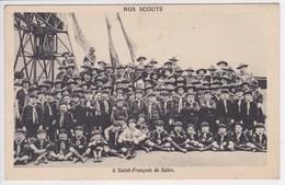 73 SAINT FRANCOIS De SALES Nos Scouts ,scoutisme - Autres Communes