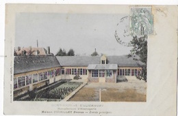 CPA ST-NICOLAS D' ALIERMONT 3 - Manufacture D' Horlogerie - Other Municipalities