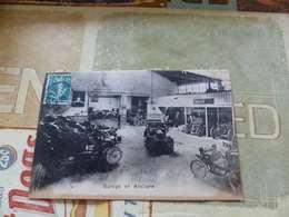 """125 - Rare CPA, Société Des Automobiles """"MORS"""", Place Castellane,Garage Mourgues MARSEILLE, Garage Et Ateliers - Canebière, Centro"""