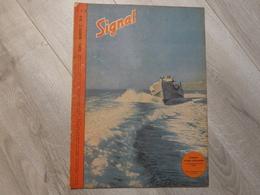 SIGNAL N°12 1944.EN FRANCAIS.. TRES BON ETAT. - Revues & Journaux