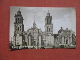 Cathedral Sagrarid Mexico   Ref 3780 - Mexique