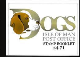 Island Of Man 1996 / Mammals Dogs Booklet MNH Perros Carnet Hunde / Cu8301 35-12 - Hunde