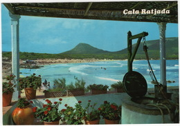 Mallorca - Cala Ratjada: Playa De Cala Guya - Mallorca