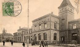 THIONVILLE, La Gare ( Diedenhofen, Bahnhof )  ( 57 ) - - Thionville