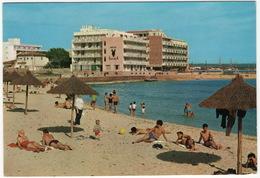 Mallorca (Baleares) - Palma - Can Pastilla. Playa De Cala Estancia - Hotel 'Anfora' - Mallorca