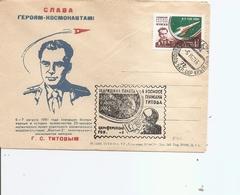 Espace ( FDC De Russie De 1962 à Voir) - FDC & Commemoratives