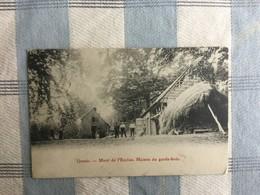 ORROIR  MONT DE L' ENCLUS  MAISON DU GARDE-BOIS  1903  BELLE ANIMATION - Kluisbergen