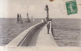 Le Croisic Le Phare  1914 - Le Croisic