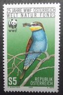Österreich   Vögel 1988  ** - Vögel