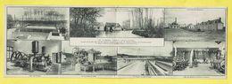 * Le Mans (Dép 72 - Sarthe - France) * (Edition Speciale - Collection VI, Nr 158) Carte Double, Vieux Moulin De L'Epte - Le Mans