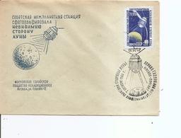 Espace ( Commémoratif De Russie De 1960 à Voir) - FDC & Commemoratives