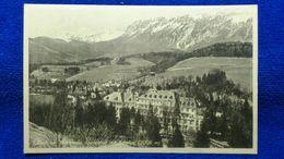Edlach Bei Reichenau Kuranstalt Mit Raxalpe Austria - Neunkirchen