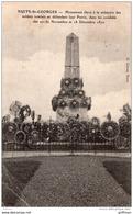 NUITS SAINT GEORGES MONUMENT AUX MORTS 1870 - Nuits Saint Georges