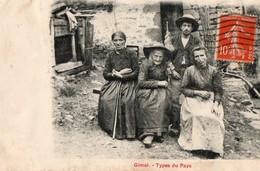 GIMEL ( 19 ) - Types Du Pays - France