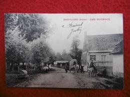 BREVILLERS CAFE DUCROCQ Attelage - Sonstige Gemeinden