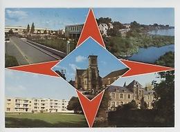 Sainte Luce (Loire) Vue D'ensemble (multivues Cp Vierge) - France