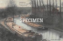 Rencpntre Des Rames à Macquaincourt - Vendhuile - Saint Quentin