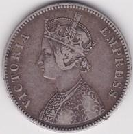 INDIA, Alwar, Rupee 1878 - India