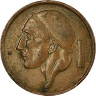 Monnaie, Belgique, 20 Centimes, 1960, TB+, Bronze, KM:147.1 - 01. 20 Centimes