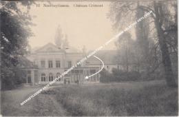 NEERHEYLISSEM 1910 CHATEAU CRIMONT / PETITE ANIMATION / OPHEYLISSEM HELECINE HEYLISSEM - Hélécine