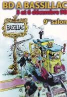 Carte Postale DANY Festival BD Bassillac 1998 (Olivier Rameau) - Cartoline Postali