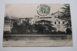 CPA - MONTPELLIER (34) - Petit Séminaire Saint Firmin - Montpellier