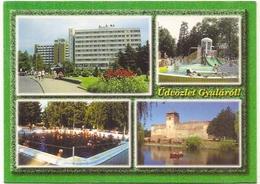 Udvozlet Not Traveled - Hongrie