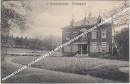 NEERHEYLISSEM 1910 CHATEAU DE WETSINGHEN / OPHEYLISSEM HELECINE HEYLISSEM - Hélécine